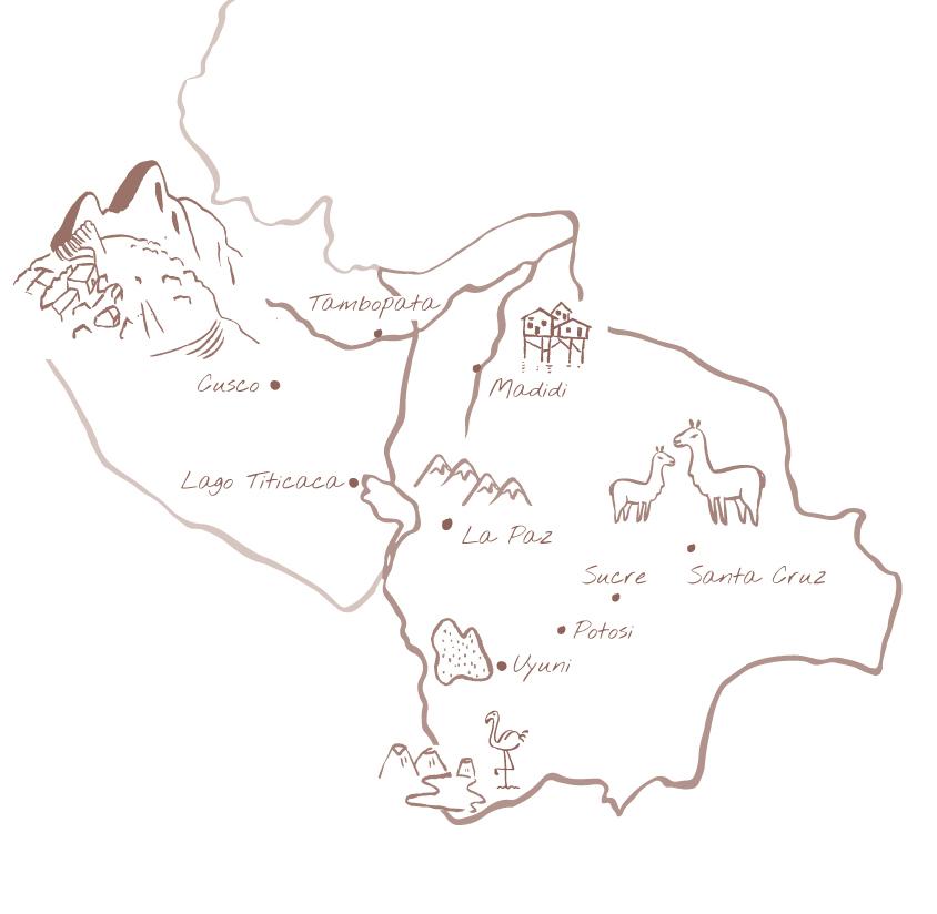Peru Bolivie
