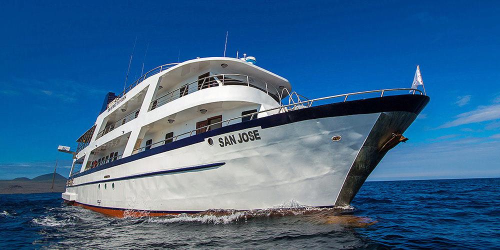 Galapagos Reizen San Jose Yacht 2