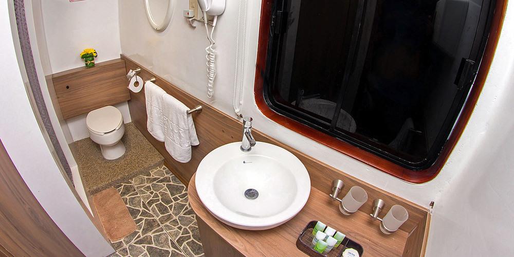 Galapagos Reizen San Jose Yacht 4