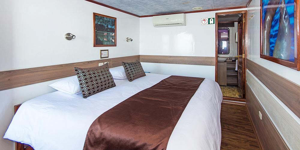 Galapagos Reizen San Jose Yacht 5