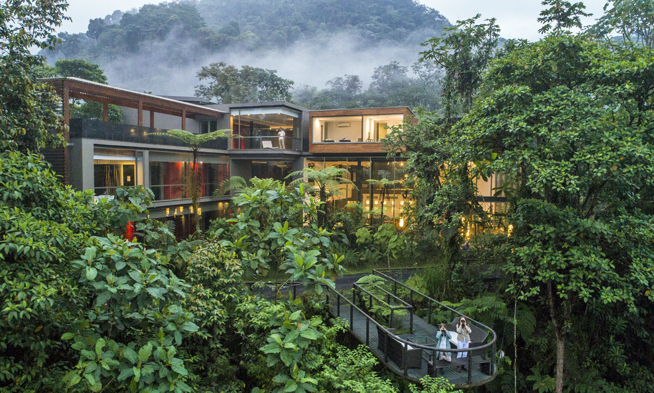 Ecuador Reis Masphi Lodge Pic1