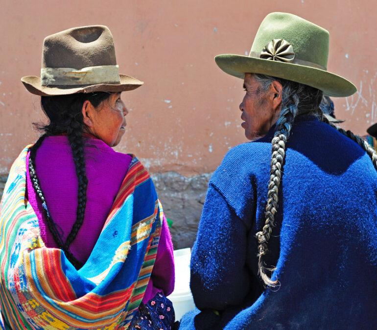 Atacama Bolivie Reizen Bolivianen