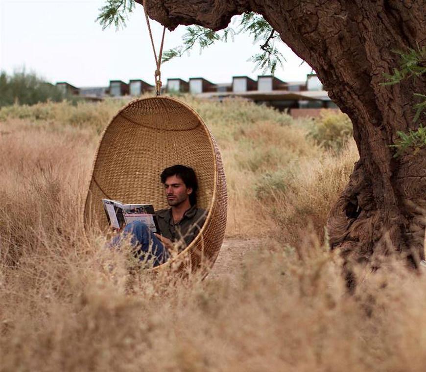 Atacama Luxe Rondreizen Tierra Lounge Outdoor