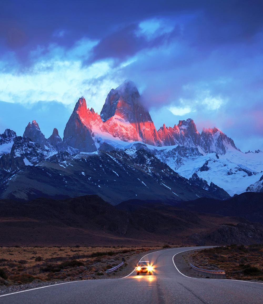 Atacama Argentinie Reizen Chalten