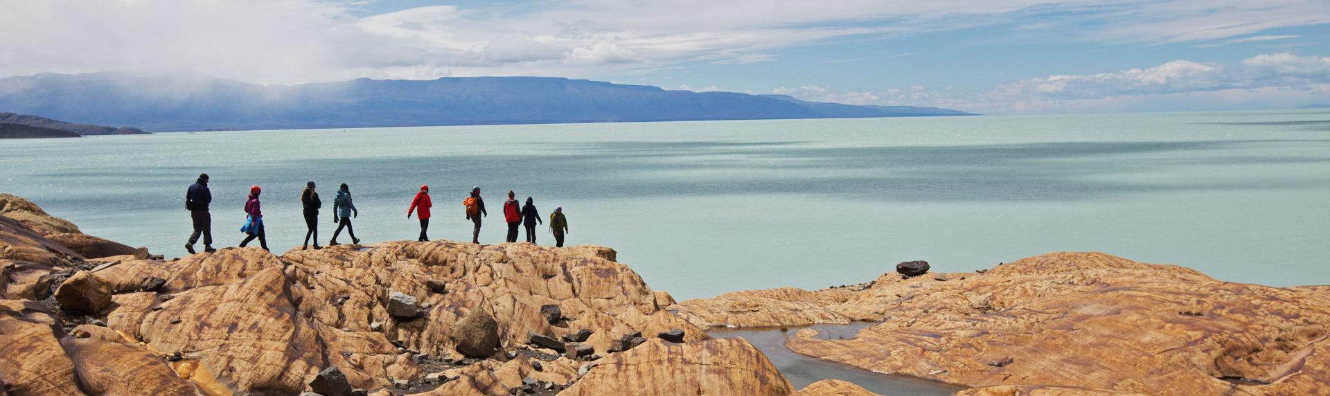 Patagonie Reizen Viedma Gletsjer