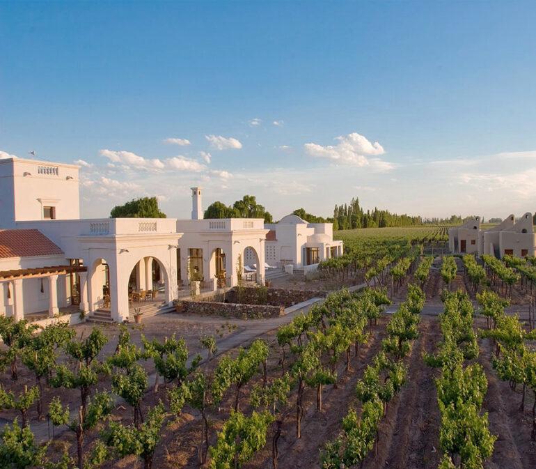 Cavas Wine Lodge Argentinie Luxereizen