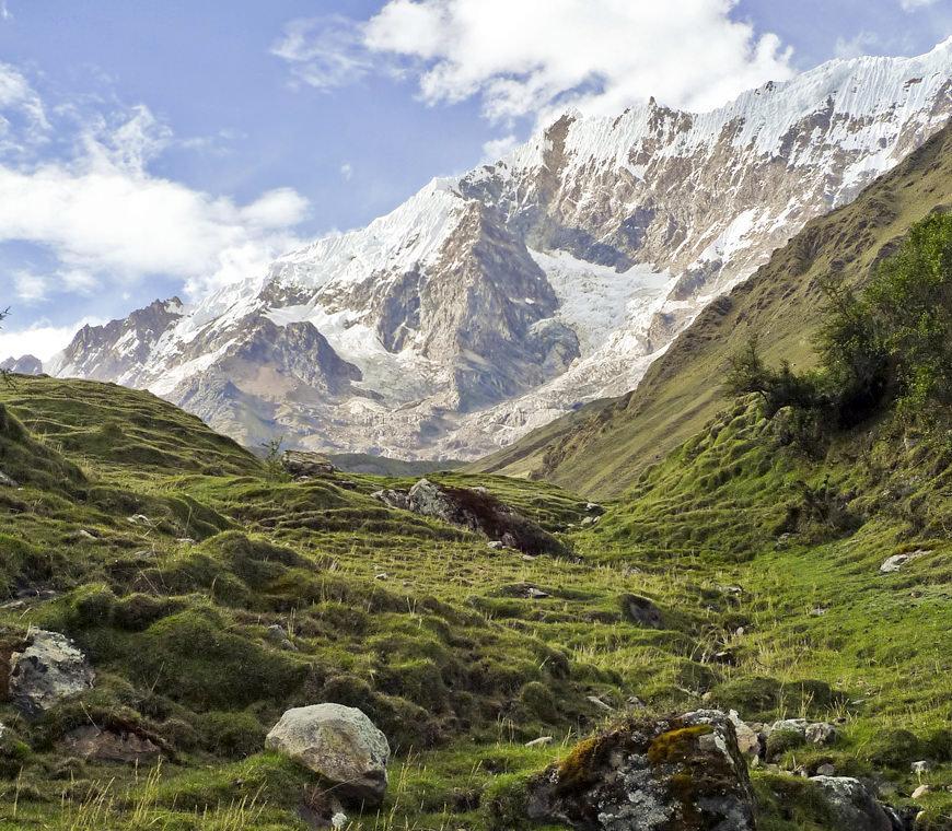 Peru Reizen Salkantay